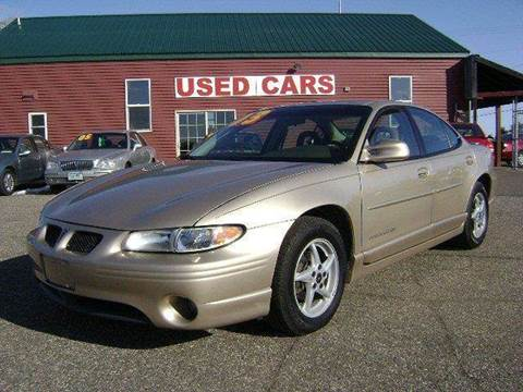 2003 Pontiac Grand Prix for sale at Country Side Car Sales in Elk River MN