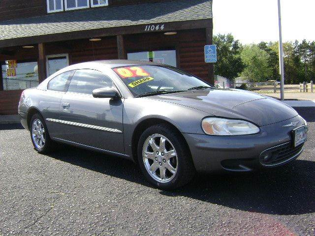 2002 Chrysler Sebring for sale at Country Side Car Sales in Elk River MN