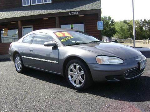 2002 Chrysler Sebring for sale at Country Side Car Sales in Elk River MN