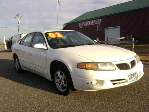 2002 Pontiac Bonneville for sale in Elk River, MN