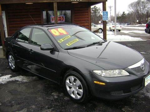 2004 Mazda MAZDA6 for sale at Country Side Car Sales in Elk River MN