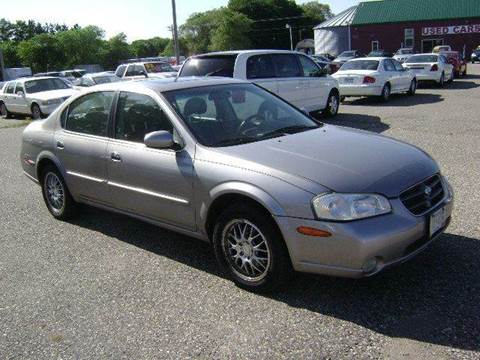 2000 Nissan Maxima for sale at Country Side Car Sales in Elk River MN