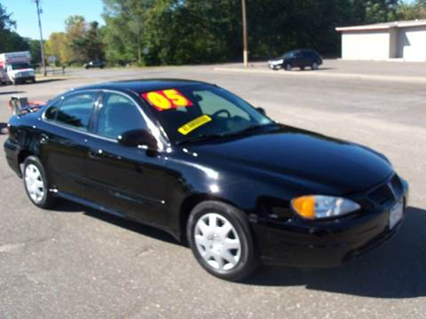 2005 Pontiac Grand Am for sale at Country Side Car Sales in Elk River MN