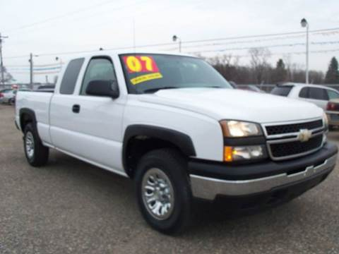 2007 Chevrolet Silverado 1500 Classic for sale at Country Side Car Sales in Elk River MN
