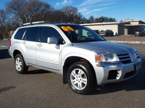 2004 Mitsubishi Endeavor for sale at Country Side Car Sales in Elk River MN