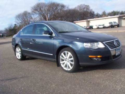 2006 Volkswagen Passat for sale at Country Side Car Sales in Elk River MN