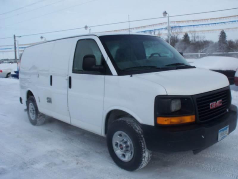 2007 GMC Savana Cargo 3500 3dr Van