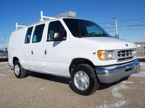 2002 Ford E-Series Cargo for sale at Country Side Car Sales in Elk River MN