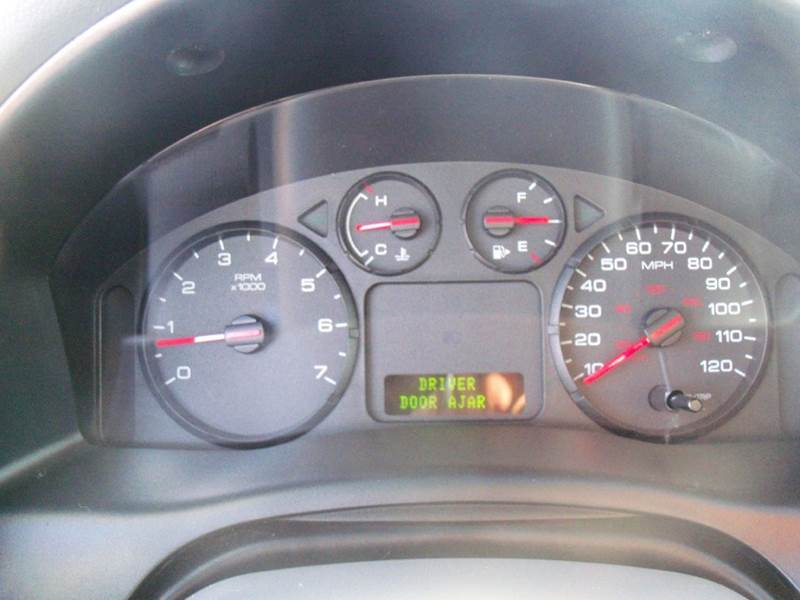 2007 ford freestyle instrument cluster bulb