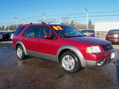 2007 Ford Freestyle for sale at Country Side Car Sales in Elk River MN