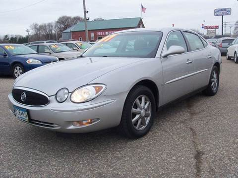 2007 Buick LaCrosse for sale at Country Side Car Sales in Elk River MN