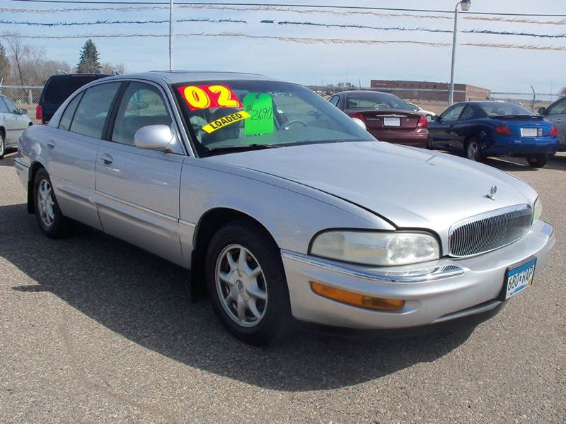 2002 Buick Park Avenue for sale at Country Side Car Sales in Elk River MN