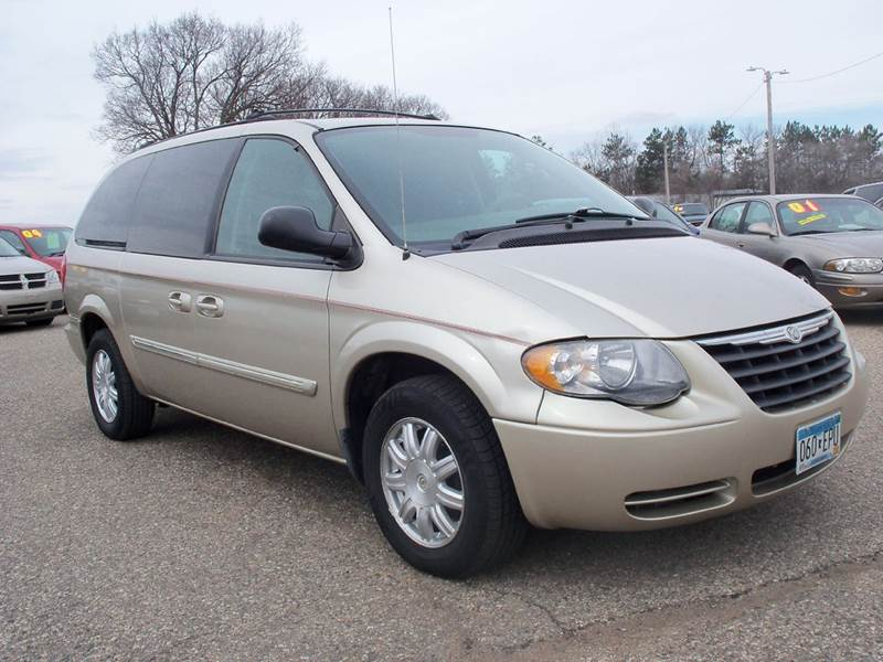 2005 chrysler town and country touring 4dr extended mini van in elk river mn country side car. Black Bedroom Furniture Sets. Home Design Ideas