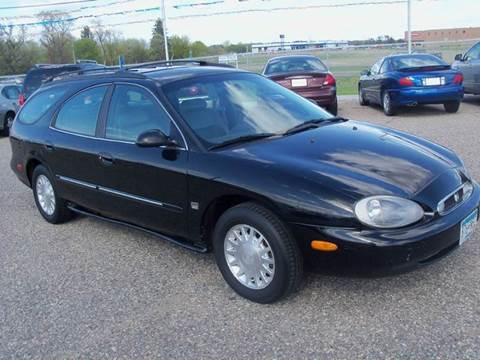 1999 Mercury Sable LS for sale at Country Side Car Sales in Elk River MN