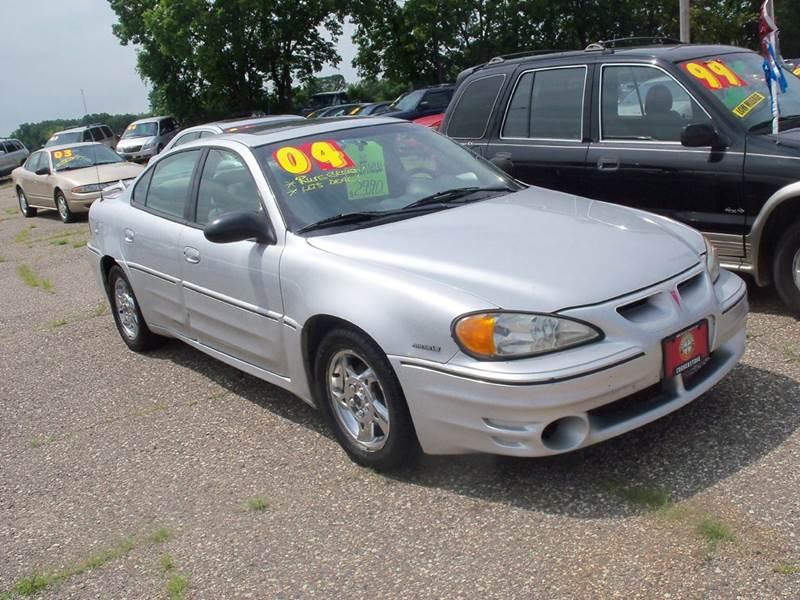 2004 pontiac grand am gt 4dr sedan in elk river mn country side car sales. Black Bedroom Furniture Sets. Home Design Ideas