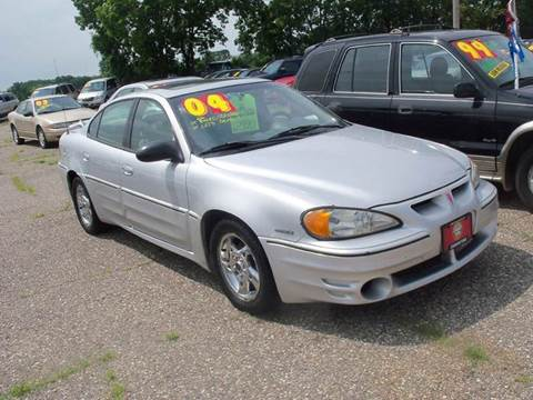 2004 Pontiac Grand Am for sale at Country Side Car Sales in Elk River MN