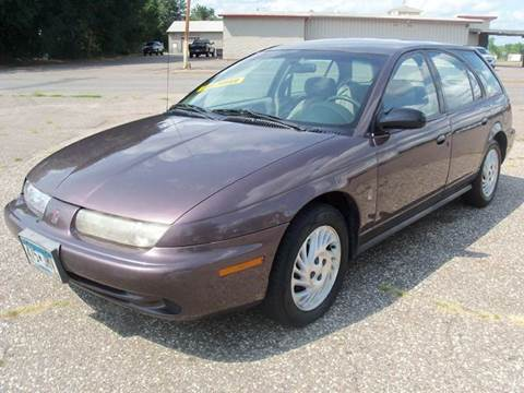1999 Saturn S-Series SW2 for sale at Country Side Car Sales in Elk River MN