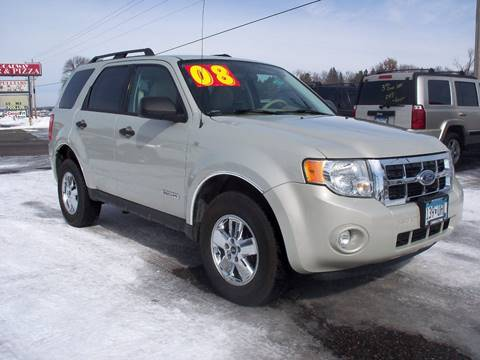 used 2008 ford escape for sale in minnesota - carsforsale®