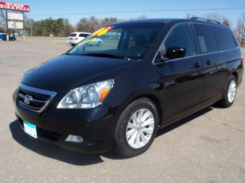2006 Honda Odyssey Touring W/Navi W/DVD 4dr Mini Van And DVD
