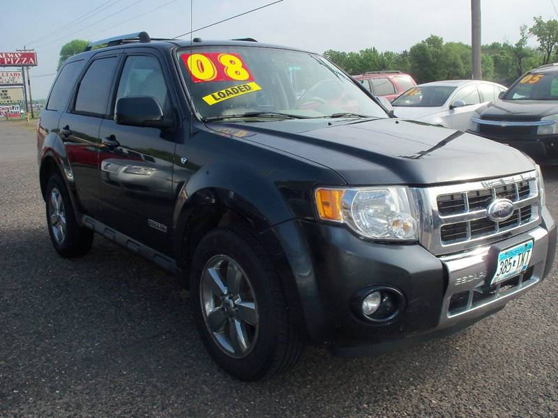 2008 Ford Escape for sale at Country Side Car Sales in Elk River MN