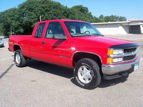 1998 Chevrolet C K 1500 Series For Sale In Elk River Mn