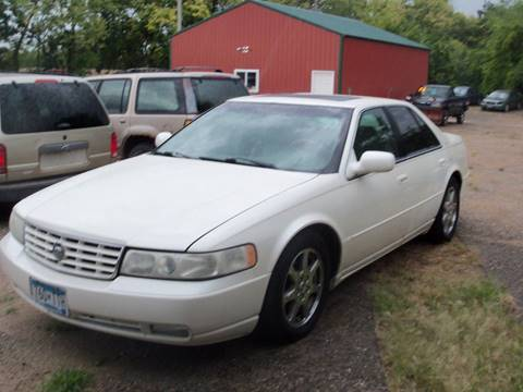 2001 Cadillac Seville For Sale In Minnesota Carsforsale