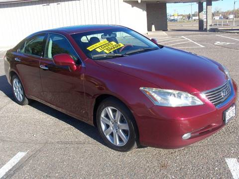 2007 Lexus ES 350 for sale at Country Side Car Sales in Elk River MN