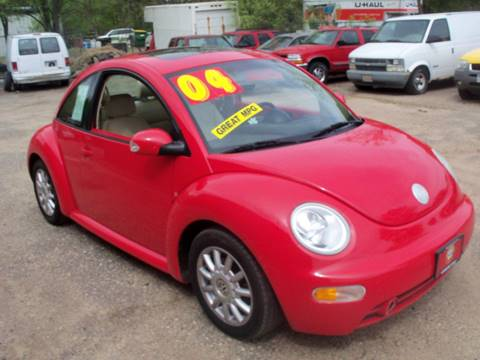 2004 Volkswagen New Beetle for sale at Country Side Car Sales in Elk River MN