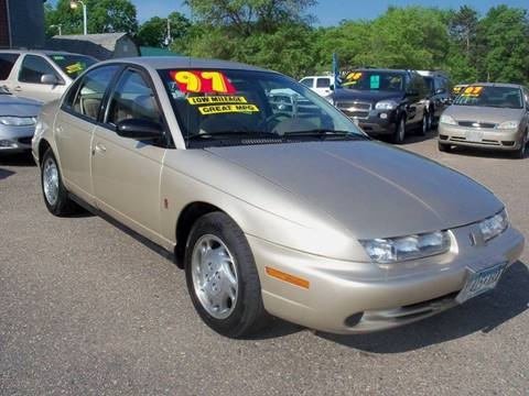 1997 Saturn S-Series for sale at Country Side Car Sales in Elk River MN