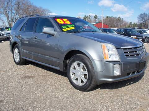 2005 Cadillac SRX for sale at Country Side Car Sales in Elk River MN
