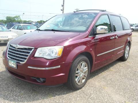 2008 Chrysler Town and Country for sale at Country Side Car Sales in Elk River MN
