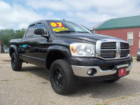 2007 Dodge Ram Pickup 1500 for sale at Country Side Car Sales in Elk River MN