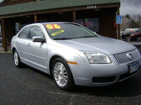 2006 Mercury Milan for sale at Country Side Car Sales in Elk River MN