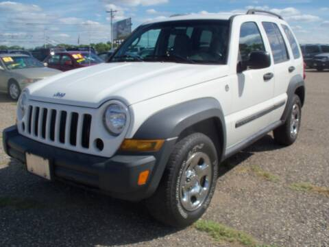 2006 Jeep Liberty for sale at Country Side Car Sales in Elk River MN