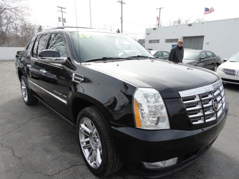 2010 Cadillac Escalade EXT For Sale - Carsforsale.com®