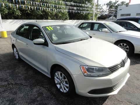 2011 Volkswagen Jetta for sale in Roseville, MI
