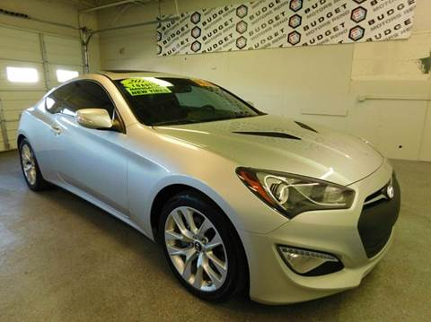 2013 Hyundai Genesis Coupe for sale in Reno, NV