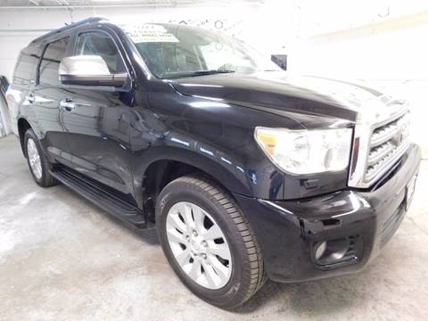 2011 Toyota Sequoia for sale in Reno, NV