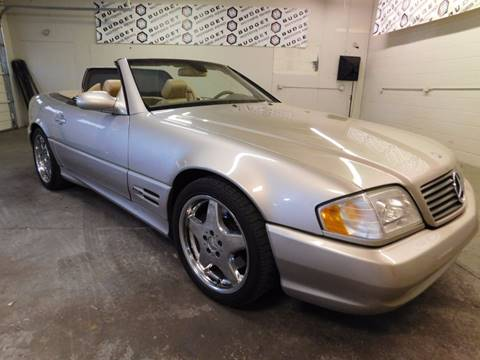 1999 Mercedes-Benz SL-Class for sale in Reno, NV