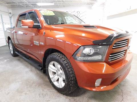 2013 RAM Ram Pickup 1500 for sale in Reno, NV