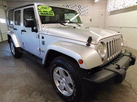 2007 Jeep Wrangler Unlimited for sale in Reno, NV
