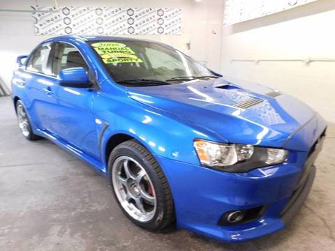 2008 Mitsubishi Lancer Evolution for sale in Reno, NV