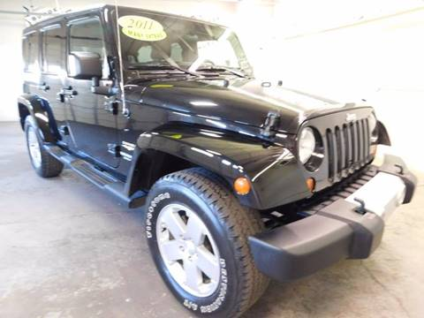 2011 Jeep Wrangler Unlimited for sale in Reno, NV