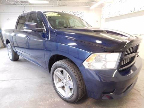 2012 RAM Ram Pickup 1500 for sale in Reno, NV