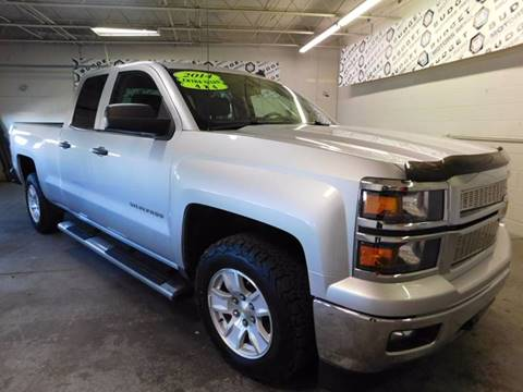 2014 Chevrolet Silverado 1500 for sale in Reno, NV
