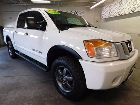 2014 Nissan Titan for sale in Reno, NV
