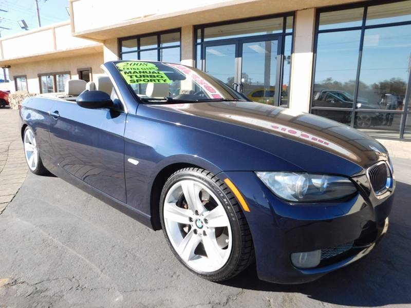 Bmw Series I Dr Convertible In Reno NV Budget Motors - 2008 bmw 3 series 335i convertible