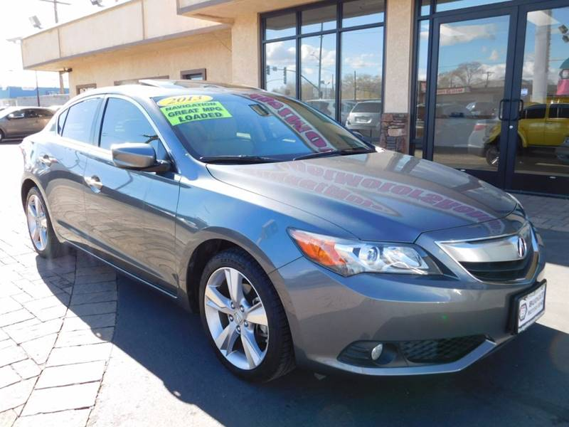 2013 Acura Ilx 2 0l 4dr Sedan W Technology Package In Reno