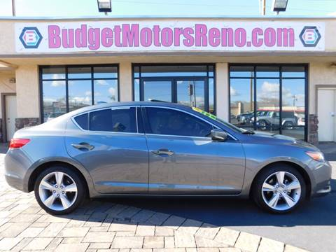 Used acura for sale in reno nv for Budget motors reno nv