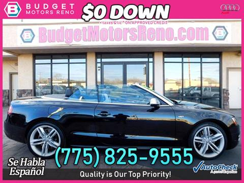 Audi S For Sale In Reno NV Carsforsalecom - Reno audi